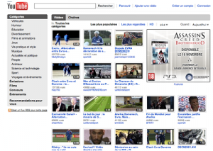 youtube videos populaires bleus bad buzz